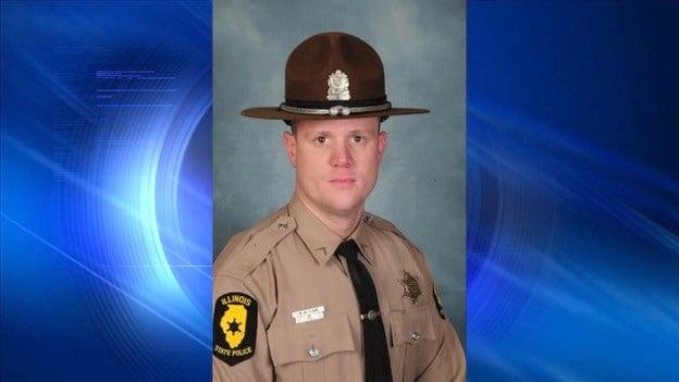 IL trooper dies following crash along interstate in DeWitt County