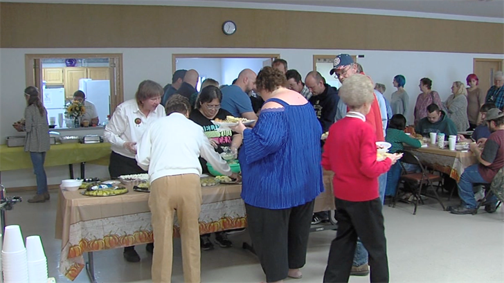 Ag Hall hosts 50th Community Thanksgiving Dinner