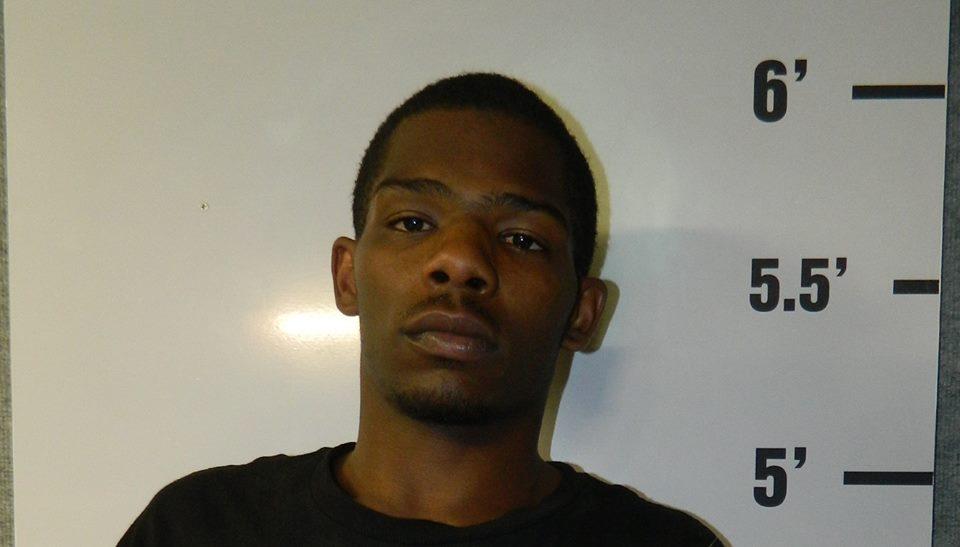 Rashad Lee Marshall (Photo: Poplar Bluff Police)
