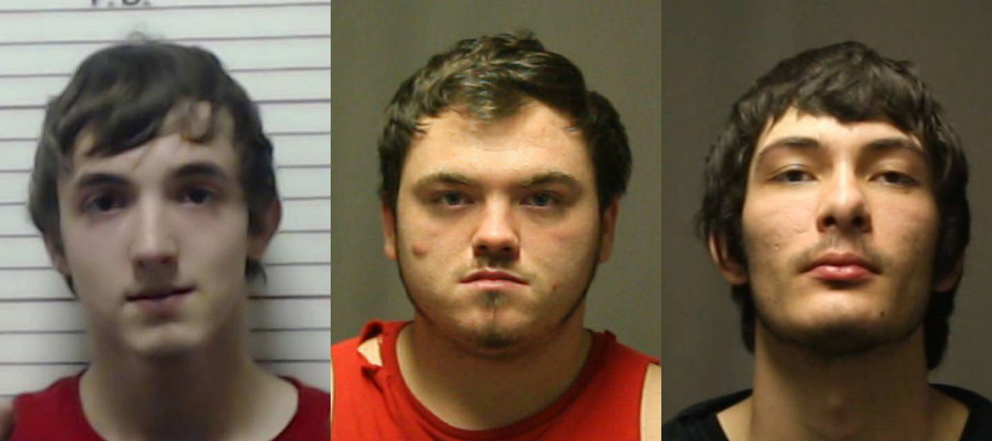 Suspect mug shots (Perryville County Register-Monitor/Perryville Sheriff's Office)