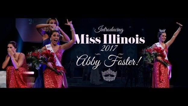 MissIL 2017 Winner Abby Foster