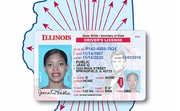 hole punch in drivers license