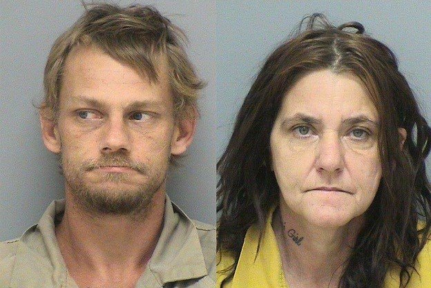 Mt  Vernon residents arrested for meth - WSIL-TV 3 Southern