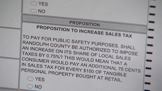 Public Safety Tax proposed in Randolph County - WSIL-TV 3