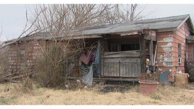 5 Homes In Marion Set For Demolition Wsil Tv 3 Southern