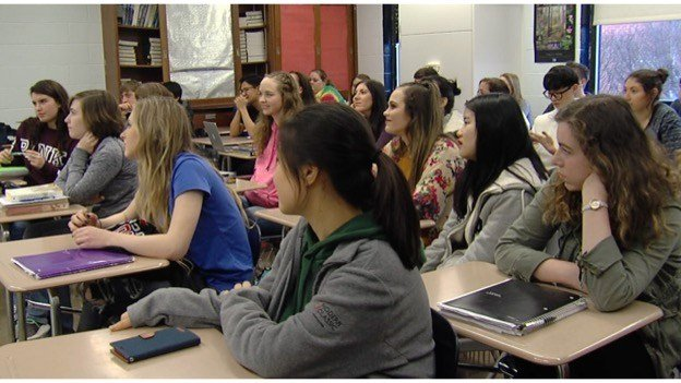 Vienna High School hosts South Korean students - WSIL-TV 3 ...