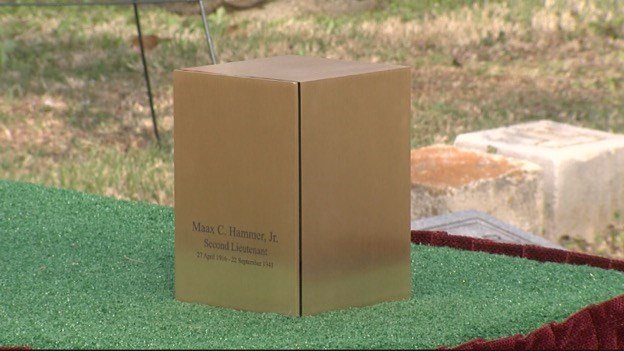World War II soldier finally laid to rest - WSIL-TV 3 Southern Illinois