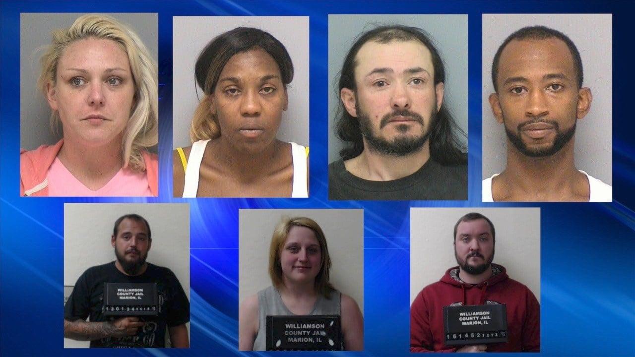 Warrant Wednesday: April 19, 2017 - WSIL-TV 3 Southern Illinois