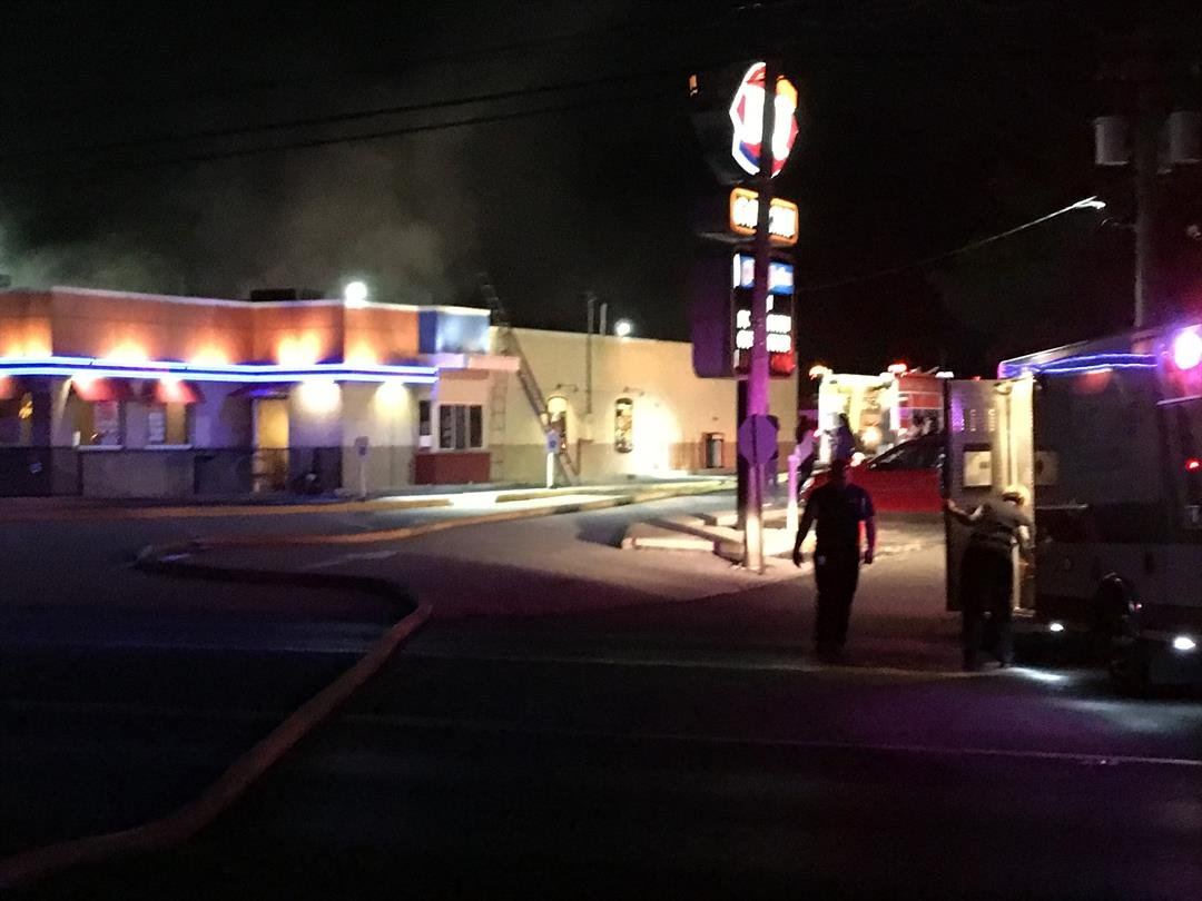 Illinois marion county vernon - Crews Respond To Fire At Marion Dairy Queen Video Included