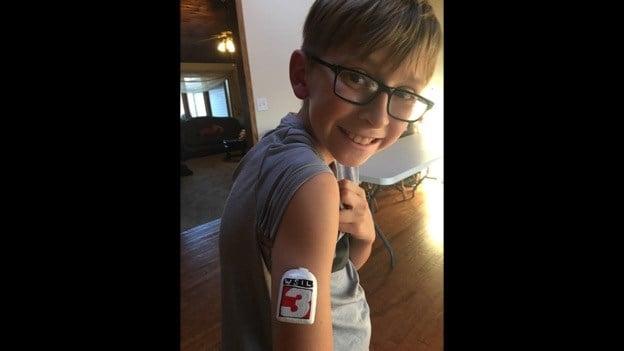 10 Year Old Helps Bring Awareness To Type 1 Diabetes Wsil Tv 3