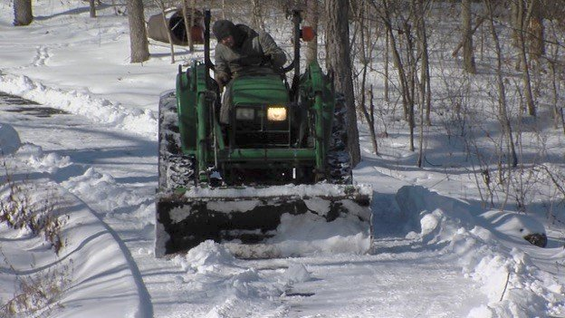 Hardin County still digging out from snow & ice - WSIL-TV 3