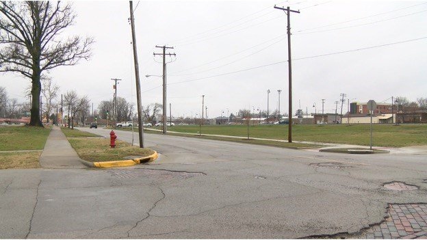 Carbondale seeks input on new outdoor event venue wsil - The wedding garden carbondale il ...