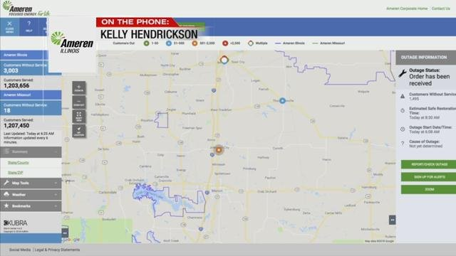 Hundreds without power across Southern Illinois - WSIL-TV 3 Southern ...