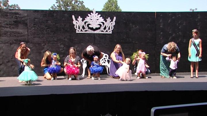 Dozens prepare for pageant at Williamson County Fair - WSIL-TV 3