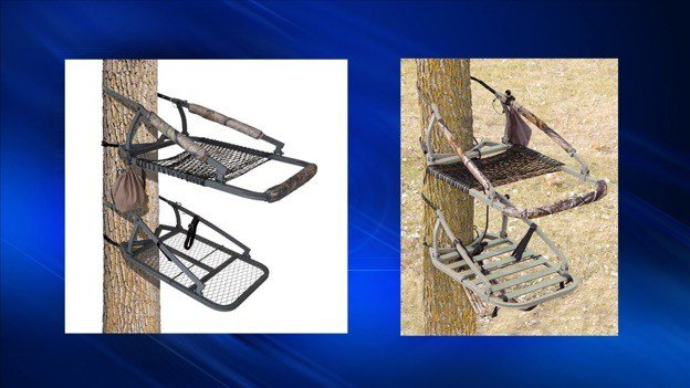 1893b3ab23b Two different companies recalling tree stands - WSIL-TV 3 Southern Illinois