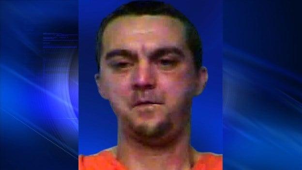 Kentucky man behind bars after fleeing police during drug arrest