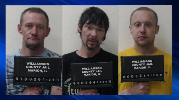 3 arrested in Herrin meth bust - WSIL-TV 3 Southern Illinois