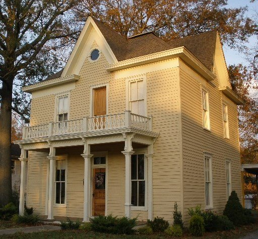 House at 502 SE 4th St., Fairfield, Ill.
