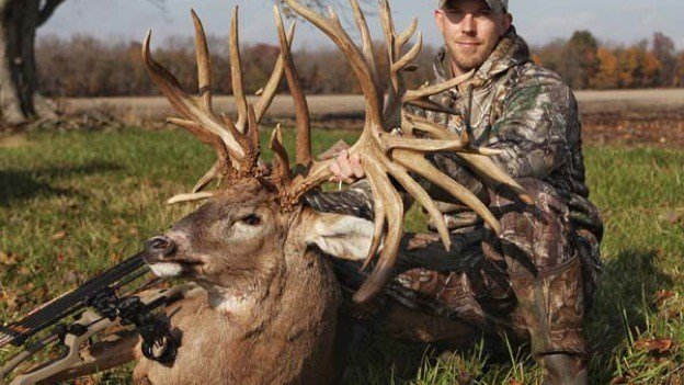 Illinois buck confirmed as new world record non-typical Whitetail