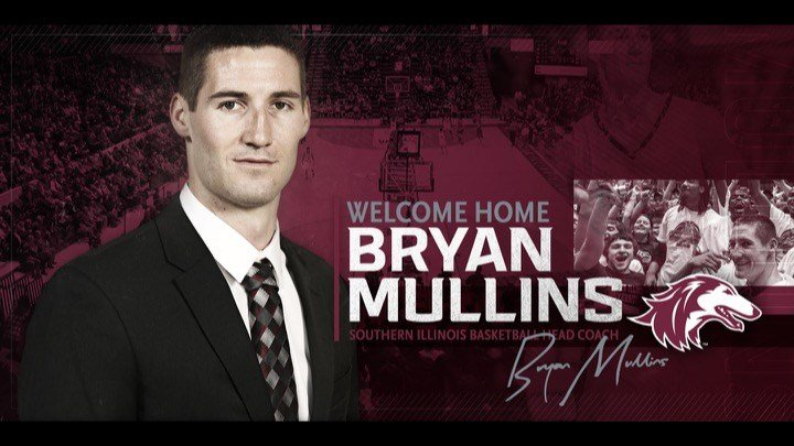 Bryan Mullins Named SIU Head Basketball Coach