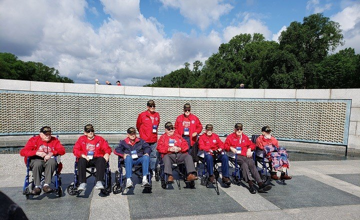 Facebook: Veterans Honor Flight of Southern Illinois