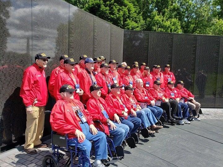 Facebook: Veterans Honor Flight of Southern Illinois