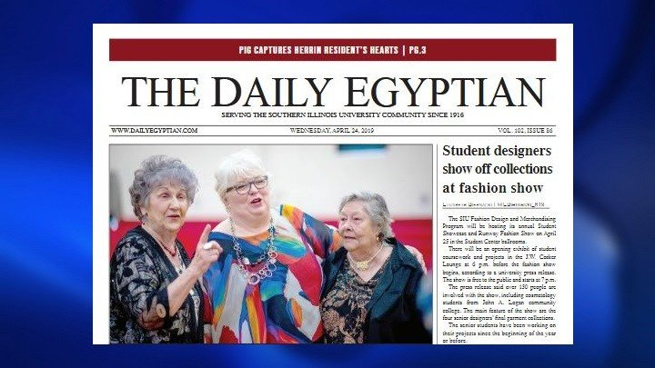 The Daily Egyptian