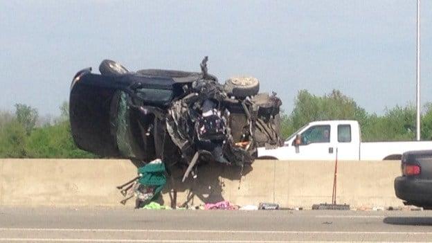 1 injured in I-57 crash - WSIL-TV 3 Southern Illinois