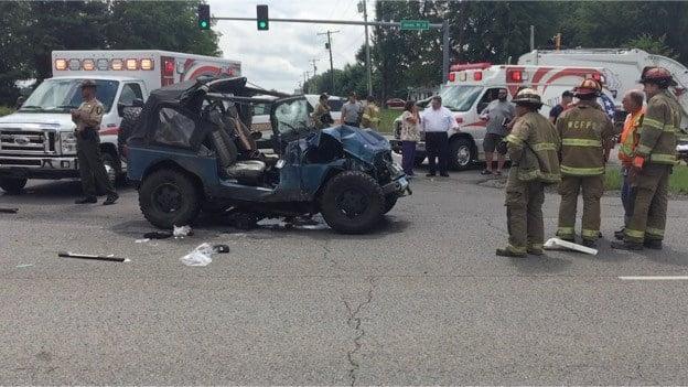 Teen seriously injured in Williamson County crash - WSIL-TV