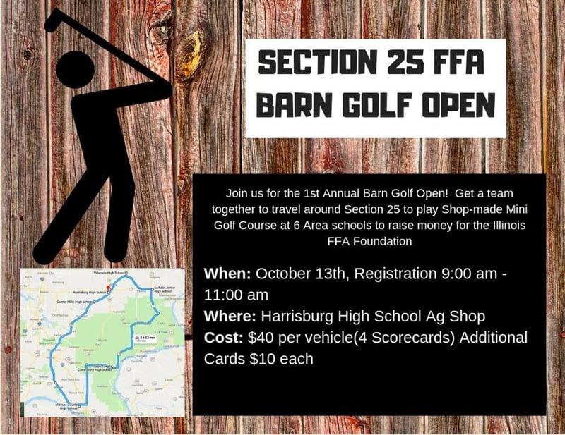 Ffa Barn Golf Fundraiser Coming Soon Wsil Tv 3 Southern Illinois