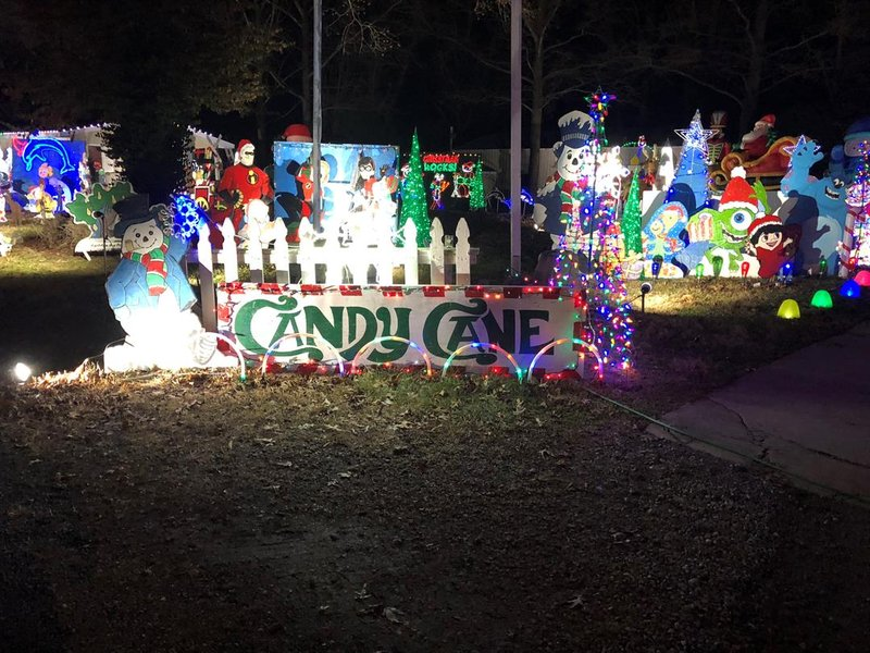 The Great Christmas Light Fight 2019.Candy Cane Lane Will Compete In National Christmas Light