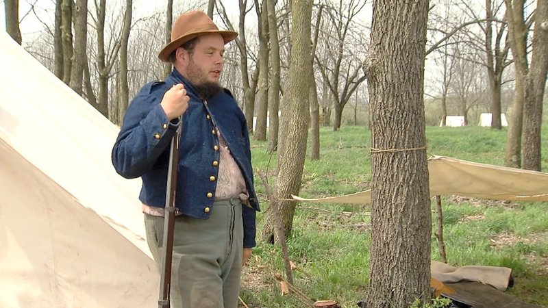 Thousands expected to attend Civil War reenactments - WSIL-TV 3
