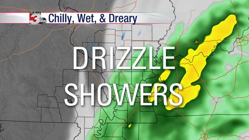 Cold, wet, and grey - WSIL-TV 3 Southern Illinois