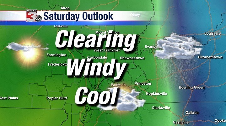 Weekend weather improves - WSIL-TV 3 Southern Illinois