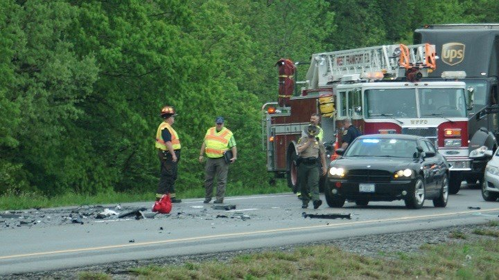 5 dead in I-57 crash, NB lanes reopened - WSIL-TV 3 Southern Illinois