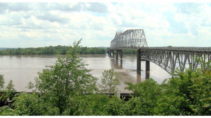 Chester Bridge over Mississippi River reopens - WSIL-TV 3 Southern