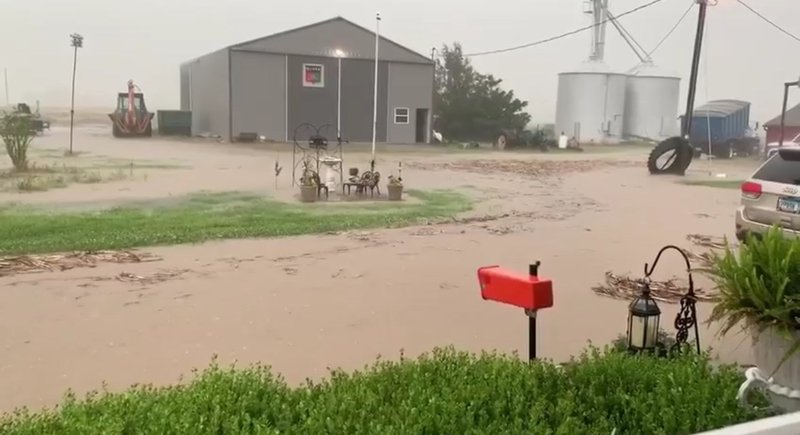 Farmers worried by flash flooding in Belle Rive - WSIL-TV 3 Southern