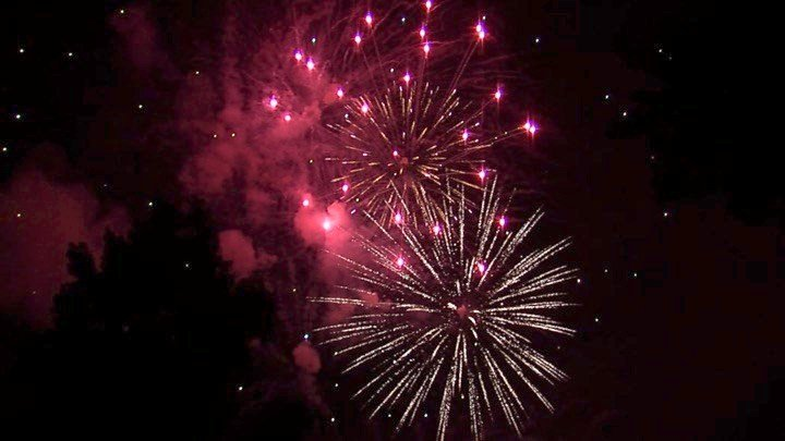 Firework chemistry: what makes the different colors? - WSIL