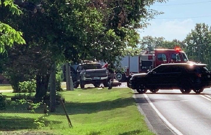 Crews respond to traffic accident on Stotlar Road - WSIL-TV 3