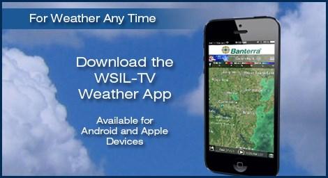 WSIL Weather App - WSIL-TV 3 Southern Illinois